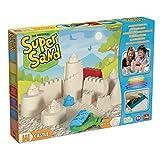 Goliath 83219 | Super-Sand-Set Castle | modellierbarer Kinetik-Sand bringt Burgen ins Kinderzimmer |...