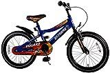 18' 18 Zoll Kinderfahrrad Kinder Jugenfahrrad Jugend Jungen Fahrrad Bike Rad VOLARE EXTREME BLAU