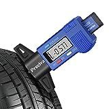 Preciva Reifen Profiltiefenmesser Reifenprofilmesser Auto Tiefenmesser Motorrad Profilmesser...