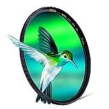 ESDDI UV-Filter und Schutz-Filter Slim MC 77mm, HD SCHOTT Glas