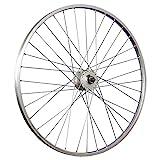 TAYLOR WHEELS 28 Zoll Fahrrad Vorderrad Shimano Nabendynamo Nexus DH-C3000-3N - silber
