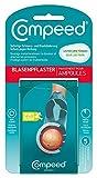 Compeed Blasenpflaster unter den Füßen, Spezielle Pflasterform für Blasen an den Fußballen,...