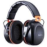 Gehörschutz, Tacklife HNRE1Kapselgehörschutz mit SNR 34 dB und CE-Zertifizierung, verstellbar...