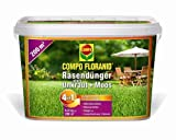 COMPO FLORANID® Rasendünger gegen Unkraut+Moos 4in1, perfekt Absgestimmte Rasenpflege mit...