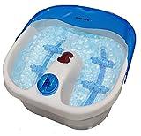 Steinborg SFM-1020 Fußsprudelbad   Fußmassage   4 Fuß - Reflexzonen - Massage   Whirlpool-Effekt...