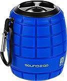 SOUND2GO COSMO - Bluetooth 3.0  Lautsprecher mit NFC-Technologie, Freisprecheinrichtung und...