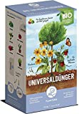 Plantura Bio Universaldünger mit Langzeitwirkung, Pflanzendünger, für kraftvolle Pflanzen, 100%...