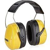 PRETEX Professioneller Kapselgehörschutz für Lärmpegel bis 98 dB mit hohem Tragekomfort durch...