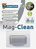 SuperFish Aquarium Scheiben-Reinigungsmagnet Mag-Clean schwimmend, Größe:Mini 40x10mm