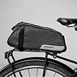 Roswheel Fahrradtasche Fahrrad Satteltasche Gepäcktasche Gepäckträger Tasche Rucksack...