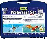 Tetra WaterTest Set Plus (professionelles Testlabor zur Bestimmung der Wasserwerte im Aquarium, im...
