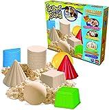Goliath 83216 | Super-Sand-Set Classic | magischer Super Sand für Sandburgen in Deinem...