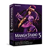 Manga Studio 5 Mac/Win engl.
