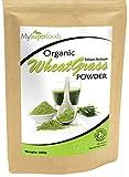 Bio Weizengras-Pulver (500g) | Höchste Qualität | Garantiert organisch durch die Soil Association...