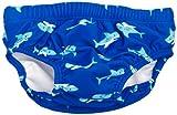 Playshoes Baby - Jungen Schwimmbekleidung 460120 Badewindel, Badehose, Schwimmwindel Hai höchstem...