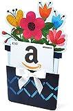 Amazon.de Geschenkgutschein in Geschenkkuvert - 50 EUR (Blumentopf)