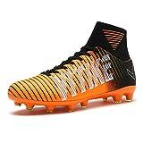 Kinder und Männer AG Fußball Stiefel Teenager Fußball Leichtathletik Training Schuhe...