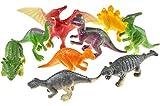 Schnooridoo 12 x Dinosaurier Figuren 5-6 cm groß Dino Party Mitgebsel Give Away Tombola