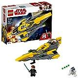 LEGO Star Wars 75214 Anakin's Jedi Starfighter Spielzeug Bunt