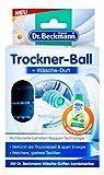 Dr. Beckmann Trockner-Ball inklusive 50 ml Wäsche-Duft (Trocknerball mit...