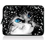 "Katze 13-Zoll-13.3"" Universal Laptop staubdicht Notebook Wasserdichte Hülle Tasche Fall Abdeckung..."