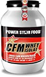 100% CFM WHEY ISOLAT Pulver - Bestseller Molkenprotein-Isolat - Whey Protein mit 93% (97% i.Tr.)...