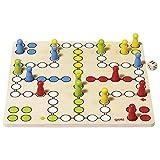 Goki 56710 - Brettspiel - Ludo, Basic