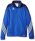 adidas Jungen Sweatshirt Sereno14 Trainingstop, Cobalt/Newnav/Weiß, 128, F49717