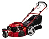 Einhell Benzin-Rasenmäher GC-PM 51 S HW-T (2,8 kW, 8-stufige zentrale Schnitthöhenverstellung,...