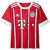 adidas Kinder FC Bayern Heim Trikot, Fcb True Red/White, 152