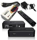 Original MAG 256 IPTV Multimedia Streamer HEVC Box HDMI USB Full HD