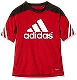 adidas Kinder Trikot/Teamtrikot Fußball bekleidung Sere14 Training, power rot/schwarz/Weiß, 116,...