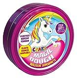 Craze 58917 - Magische Superknete - Magic Dough Unicorn, circa 80 g in Dose, Sortiert