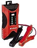Einhell Batterie Ladegerät CC-BC 2 M (für Batterien von 3 bis 60 Ah, Ladespannung 6 V / 12 V,...