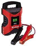 Einhell Batterie Ladegerät CC-BC 10 M (für Batterien von 3 - 200 Ah, Ladespannung 6 V / 12 V,...