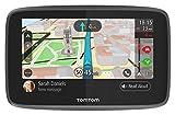 TomTom GO 5200 Navigationsgerät (12,7 cm (5 Zoll), Updates via WiFi, Smartphone Benachrichtigungen,...