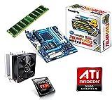 One PC Aufrüstkit   AMD FX-Series Bulldozer FX-8350, 8x 4.00GHz   montiertes Aufrüstset  ...
