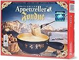 Fondue-Käse 'Appenzeller' - 800g würziger, aromatischer Käse aus der Schweiz als cremiges Fondue