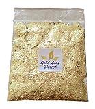 Blattgold Flocken - 1 Gramm