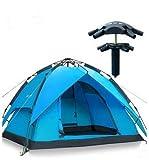 Automatisches hydraulisches wasserdichtes Zelt für 2-3 Personen, Pop-up, baut sich selbst auf, für...