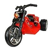 Kinderfahrzeug - Elektro Kindermotorrad- Chopper - 2 Motoren - 6V7Ah- Scheinwerfer - Stoßdämpfer...