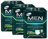 TENA MEN Level 4 - Einweg Schutzunterwäsche für Männer mit mittlerer bis starker...