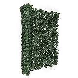 Blumfeldt Fency Dark Ivy • Sichtschutz • Windschutz • Lärmschutz • 300 x 100 cm •...