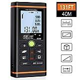 BEBONCOOL Entfernungsmesser, Laser-Entfernungsmesser Lasermessgerät Distanzmessgerät, Messbereich...