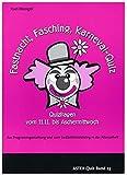 Fastnacht, Fasching, Karneval-Quiz: Programmgestaltung und Gedächtnistraining für Senioren...
