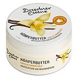 Körperbutter Vanille Sandelholz 200 ml Dresdner Essenz für ein samtig weiches Hautgefühl