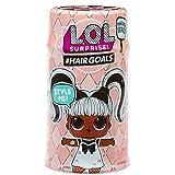 LOL Surprise 576-6220 Hairgoals, Makeover Series, 15 Überraschungen