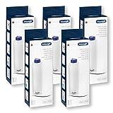 Delonghi SER 3017 ECAM Wasserfilter 5-er Set