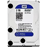 WD Blue WD20EZRZ 2 TB Interne Festplatte (8,9 cm (3,5 Zoll), SATA 6 Gb/s (bulk))