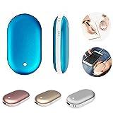 yovvin Wiederaufladbare Handwärmer 5200mAh Power Bank Portable USB Elektrische Handwärmer Pocket...